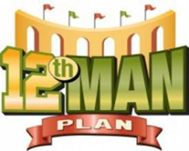 12th man plan logo